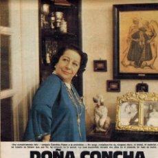 Coleccionismo de Los Domingos de ABC: AÑO 1978 IGLESIA DEL PALMAR DE TROYA CLEMENTE DOMINGUEZ GARCIA SEVILLA CUBA CONCHA PIQUER. Lote 55097973