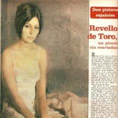 Coleccionismo de Los Domingos de ABC: 1983 MADRID SERVICIOS FUNERARIOS TARIFAS PINTURA REVELLO DEL TORO VIRGINIA MATAIX RESTAURANTE AROCA. Lote 55109951