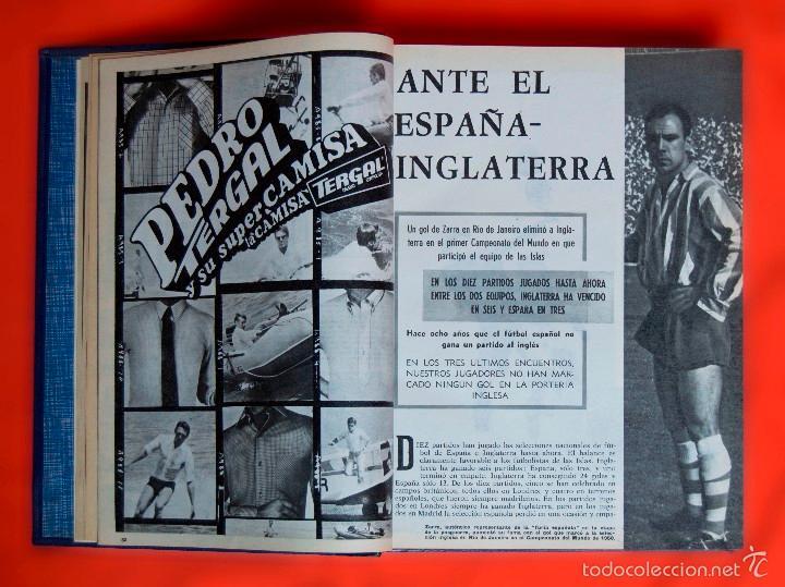 Coleccionismo de Los Domingos de ABC: SUPLEMENTOS LOS DOMINGOS DE ABC. AÑO 1968, SEGUNDO Y TERCER CUATRIMESTRE ENCUADERNADO EN DOS TOMOS - Foto 7 - 55366754