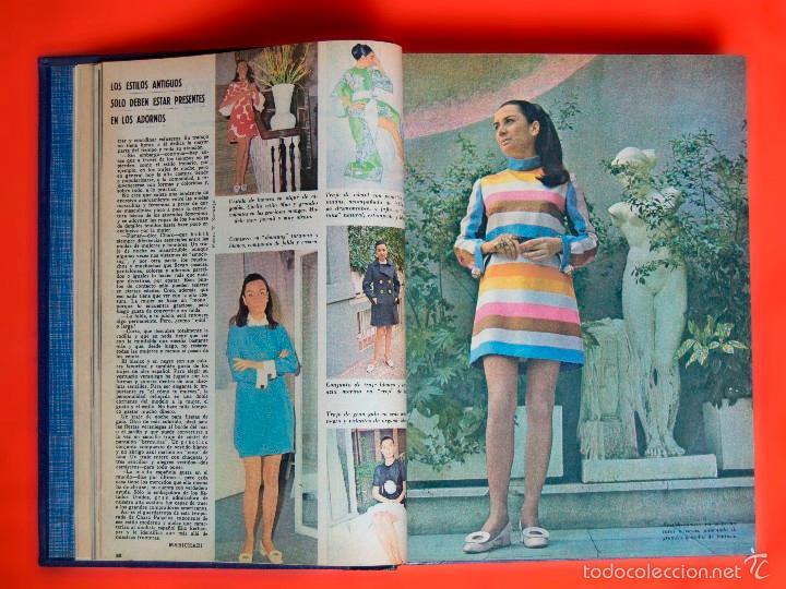 Coleccionismo de Los Domingos de ABC: SUPLEMENTOS LOS DOMINGOS DE ABC. AÑO 1968, SEGUNDO Y TERCER CUATRIMESTRE ENCUADERNADO EN DOS TOMOS - Foto 8 - 55366754