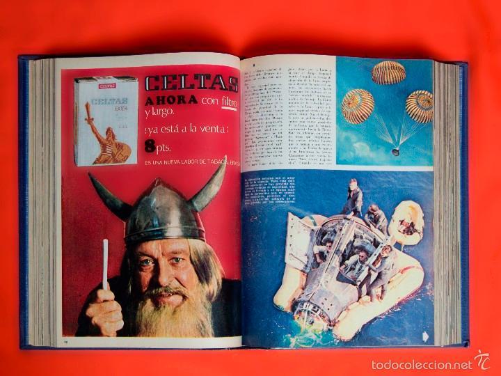 Coleccionismo de Los Domingos de ABC: SUPLEMENTOS LOS DOMINGOS DE ABC. AÑO 1968, SEGUNDO Y TERCER CUATRIMESTRE ENCUADERNADO EN DOS TOMOS - Foto 10 - 55366754