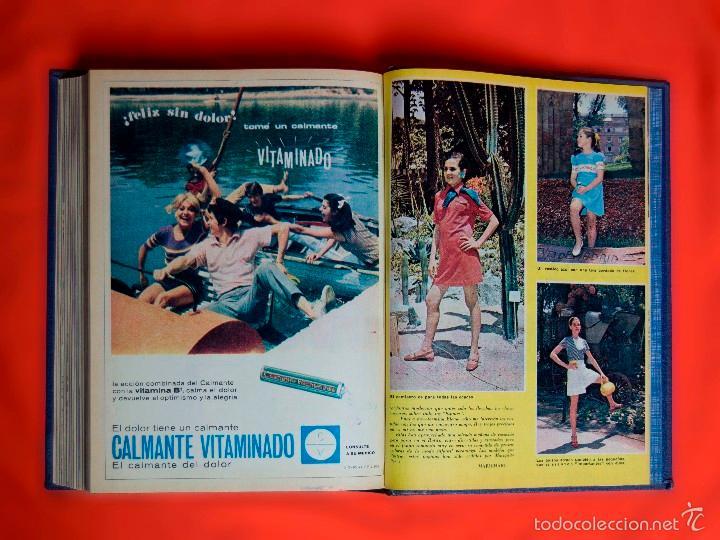 Coleccionismo de Los Domingos de ABC: SUPLEMENTOS LOS DOMINGOS DE ABC. AÑO 1968, SEGUNDO Y TERCER CUATRIMESTRE ENCUADERNADO EN DOS TOMOS - Foto 12 - 55366754