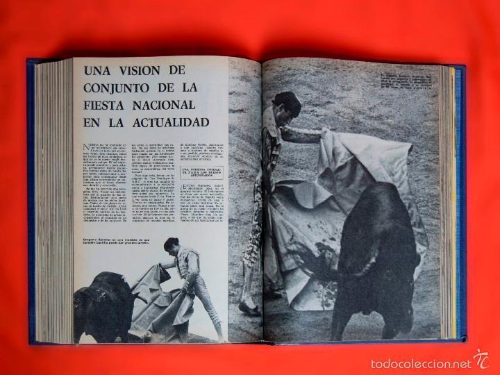 Coleccionismo de Los Domingos de ABC: SUPLEMENTOS LOS DOMINGOS DE ABC. AÑO 1968, SEGUNDO Y TERCER CUATRIMESTRE ENCUADERNADO EN DOS TOMOS - Foto 13 - 55366754