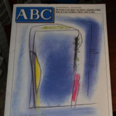 Coleccionismo de Los Domingos de ABC: MONOGRAFICOS DE ABC. A LAS PUERTAS DEL 2000. ESPECIAL JULIO DE 1999.- 434 PAG . HISTORIA PRENSA. Lote 56160476