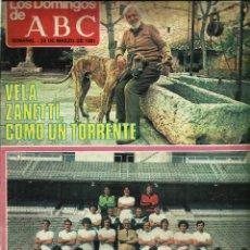 Colecionismo de Los Domingos de ABC: LOS DOMINGOS DE ABC -29 DE MARZO DE 1981-. Lote 56942093