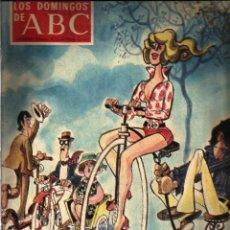 Coleccionismo de Los Domingos de ABC: LOS DOMINGOS DE ABC -30 DE DICIEMBRE DE 1973-. Lote 56942233