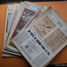 Coleccionismo de Los Domingos de ABC: COLECCIONABLE - 70 AÑOS DE ABC - (31 FASCICULOS) -. Lote 56948633