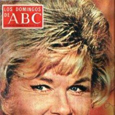 Coleccionismo de Los Domingos de ABC: LOS DOMINGOS DE ABC -29 DE MARZO DE 1970-. *DORIS DAY, ROSTROS JÓVENES DEL CINE ESPAÑOL..*. Lote 57356703