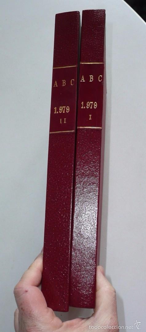 Coleccionismo de Los Domingos de ABC: Los domingos de ABC 23 números sueltos años 1977 y 1979 en 2 tomos - Suplemento semanal de ABC - Foto 3 - 57359188