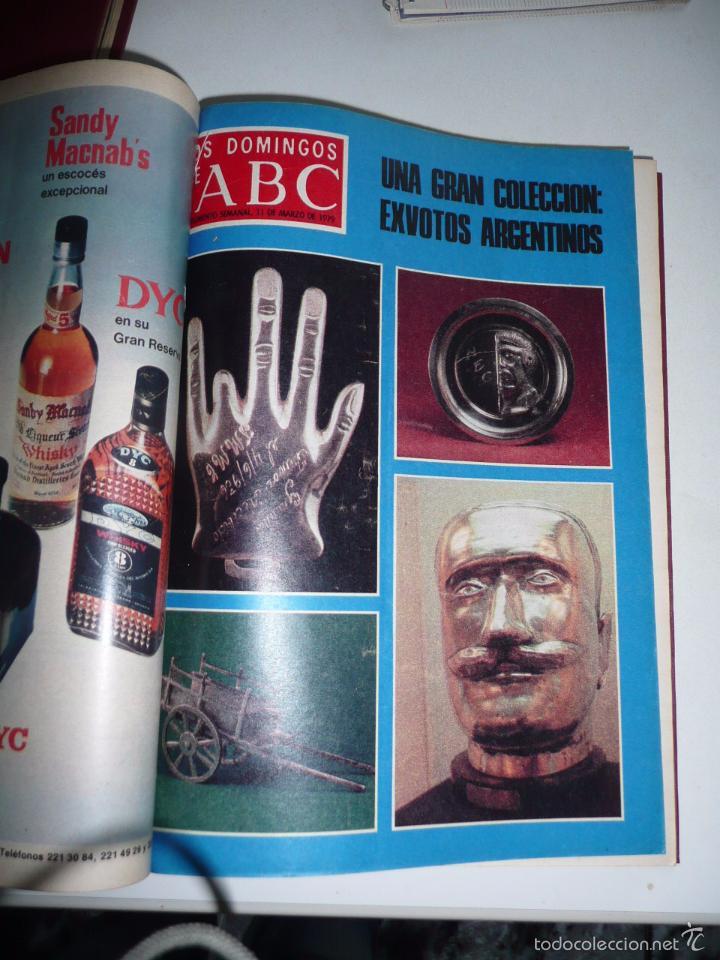 Coleccionismo de Los Domingos de ABC: Los domingos de ABC 23 números sueltos años 1977 y 1979 en 2 tomos - Suplemento semanal de ABC - Foto 16 - 57359188