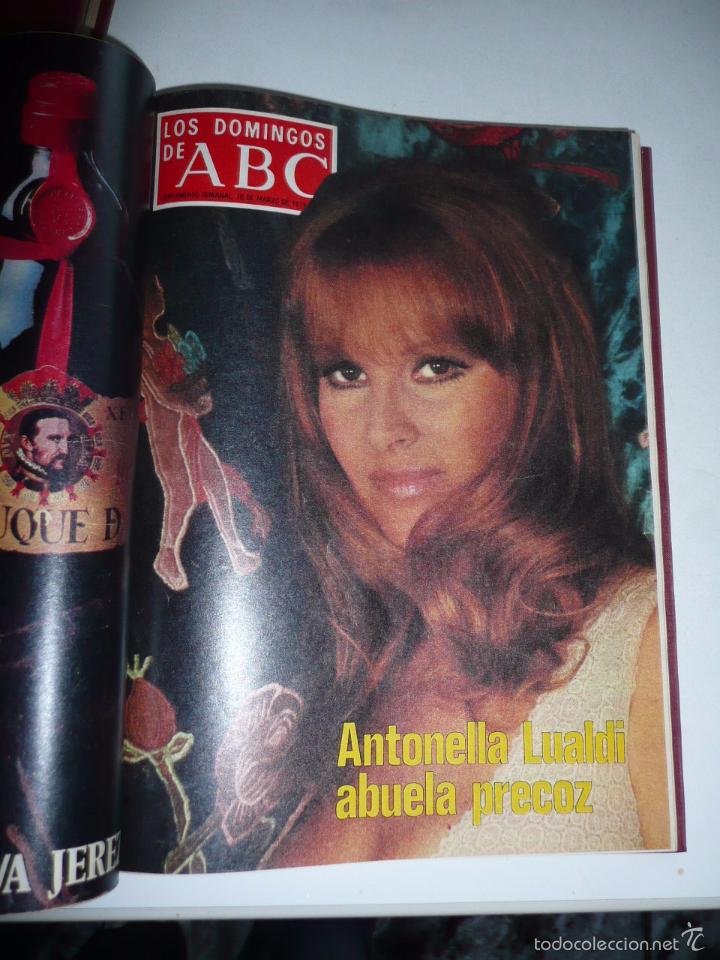 Coleccionismo de Los Domingos de ABC: Los domingos de ABC 23 números sueltos años 1977 y 1979 en 2 tomos - Suplemento semanal de ABC - Foto 17 - 57359188