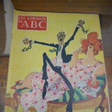 Collectionnisme de Los Domingos de ABC: REVISTA LOS DOMINGOS DE ABC, 9 DE JUNIO 1974. . Lote 57386616