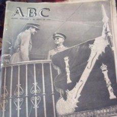 Coleccionismo de Los Domingos de ABC: ABC MIERCOLES 6 JUNIO 1973 DESFILE MILITAR. Lote 58436119