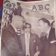Coleccionismo de Los Domingos de ABC: ABC 18 SEPTIEMBRE 1963. Lote 58436353