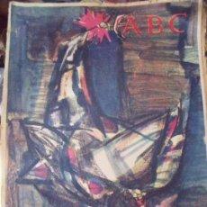 Coleccionismo de Los Domingos de ABC: ABC. Lote 58436464