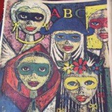 Coleccionismo de Los Domingos de ABC: ABC. Lote 58436901