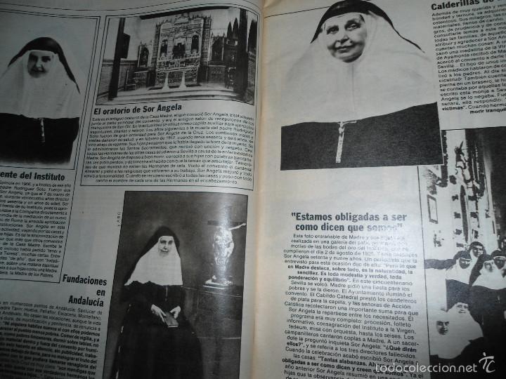 Coleccionismo de Los Domingos de ABC: LOTE PERIODICOS DIARIO ABC AÑO 1982 - JUAN PABLO II - Foto 5 - 58744540