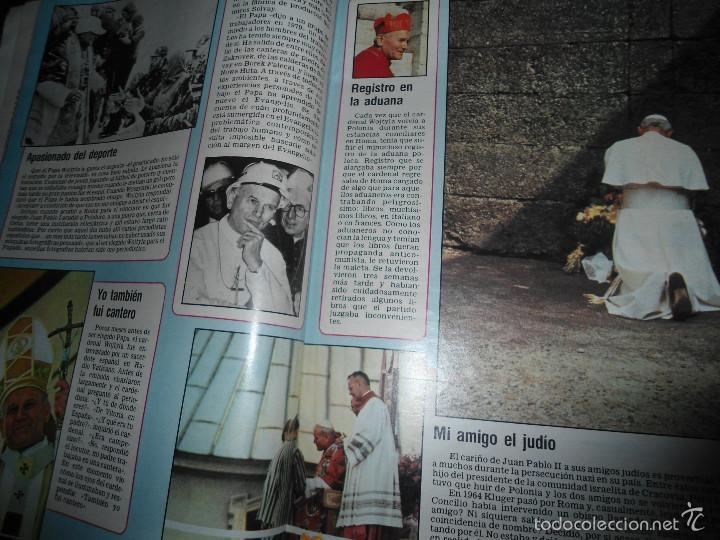Coleccionismo de Los Domingos de ABC: LOTE PERIODICOS DIARIO ABC AÑO 1982 - JUAN PABLO II - Foto 14 - 58744540