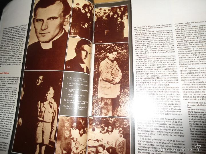 Coleccionismo de Los Domingos de ABC: LOTE PERIODICOS DIARIO ABC AÑO 1982 - JUAN PABLO II - Foto 15 - 58744540