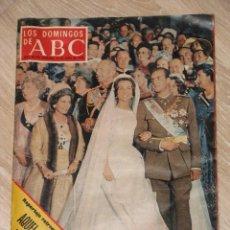 Coleccionismo de Los Domingos de ABC: REVISTA LOS DOMINGOS DE ABC 13 JUNIO 1976.. Lote 58866501