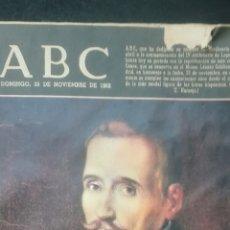 Coleccionismo de Los Domingos de ABC: ABC NOVIEMBRE 1962. Lote 64341130