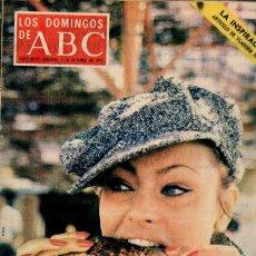 Coleccionismo de Los Domingos de ABC: LOS DOMINGOS DE ABC - 7 OCTUBRE 1973 - NADIUSKA - SUPLEMENTO SEMANAL. Lote 66144498