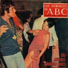 Coleccionismo de Los Domingos de ABC: LOS DOMINGOS DE ABC - 11 OCTUBRE 1970 - SUPLEMENTO SEMANAL. Lote 66145754