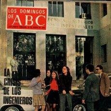 Coleccionismo de Los Domingos de ABC: LOS DOMINGOS DE ABC - 18 ENERO 1970 - SUPLEMENTO SEMANAL. Lote 66145898