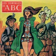 Collectionnisme de Los Domingos de ABC: LOS DOMINGOS DE ABC - 29 DICIEMBRE 1974 - FELIZ AÑO NUEVO - SUPLEMENTO SEMANAL. Lote 66147530