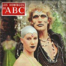 Coleccionismo de Los Domingos de ABC: LOS DOMINGOS DE ABC -6 DE AGOSTO DE 1978- ELEGANCIA Y EXTRAVAGANCIA DEL DANDY 1978. Lote 68782129