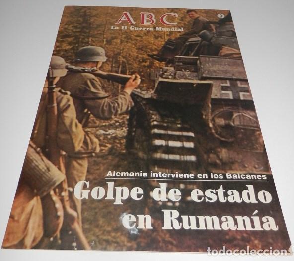 REVISTA ABC LA II GUERRA MUNDIAL Nº 9 (Coleccionismo - Revistas y Periódicos Modernos (a partir de 1.940) - Los Domingos de ABC)