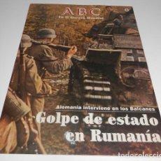 Coleccionismo de Los Domingos de ABC: REVISTA ABC LA II GUERRA MUNDIAL Nº 9. Lote 75631507