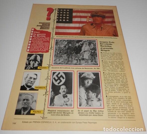 Coleccionismo de Los Domingos de ABC: REVISTA ABC LA II GUERRA MUNDIAL Nº 9 - Foto 2 - 75631507
