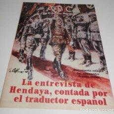Coleccionismo de Los Domingos de ABC: REVISTA ABC LA II GUERRA MUNDIAL Nº 10. Lote 75631655