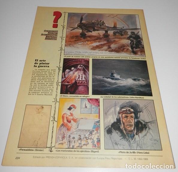Coleccionismo de Los Domingos de ABC: REVISTA ABC LA II GUERRA MUNDIAL Nº 14 - Foto 2 - 75632375