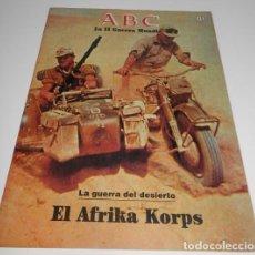 Coleccionismo de Los Domingos de ABC: REVISTA ABC LA II GUERRA MUNDIAL Nº 15. Lote 75632491