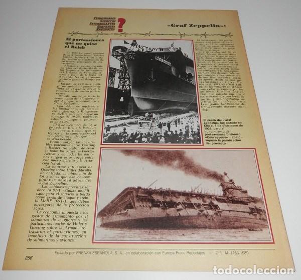 Coleccionismo de Los Domingos de ABC: REVISTA ABC LA II GUERRA MUNDIAL Nº 16 - Foto 2 - 75632843
