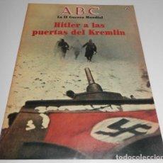 Coleccionismo de Los Domingos de ABC: REVISTA ABC LA II GUERRA MUNDIAL Nº 23. Lote 75633463