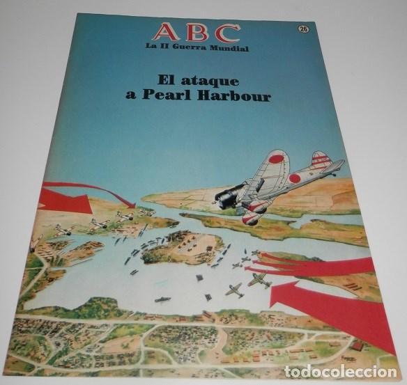 REVISTA ABC LA II GUERRA MUNDIAL Nº 26 (Coleccionismo - Revistas y Periódicos Modernos (a partir de 1.940) - Los Domingos de ABC)