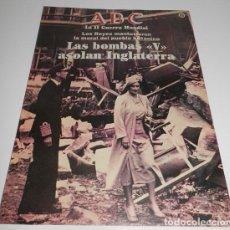 Coleccionismo de Los Domingos de ABC: REVISTA ABC LA II GUERRA MUNDIAL Nº 66. Lote 75634191