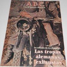 Coleccionismo de Los Domingos de ABC: REVISTA ABC LA II GUERRA MUNDIAL Nº 76. Lote 75634575