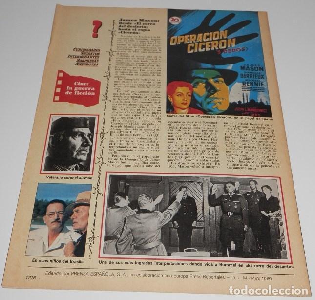 Coleccionismo de Los Domingos de ABC: REVISTA ABC LA II GUERRA MUNDIAL Nº 76 - Foto 2 - 75634575
