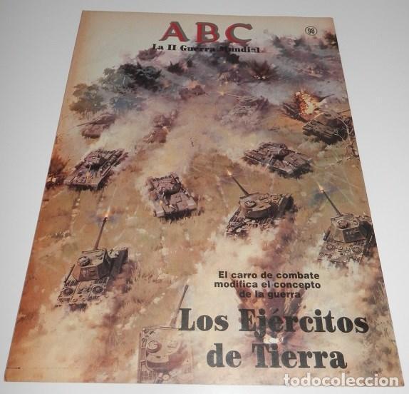 REVISTA ABC LA II GUERRA MUNDIAL Nº 98 (Coleccionismo - Revistas y Periódicos Modernos (a partir de 1.940) - Los Domingos de ABC)