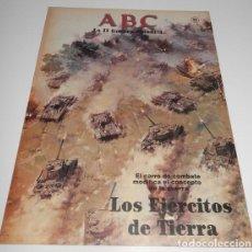 Coleccionismo de Los Domingos de ABC: REVISTA ABC LA II GUERRA MUNDIAL Nº 98. Lote 75634767