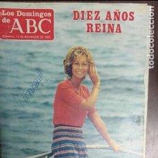 Coleccionismo de Los Domingos de ABC: LOS DOMINGOS DE ABC 10 NOVIEMBRE 1985. Lote 78233273