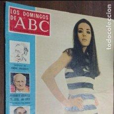 Coleccionismo de Los Domingos de ABC: LOS DOMINGOS DE ABC 9 FEBRERO 1975. Lote 78271669