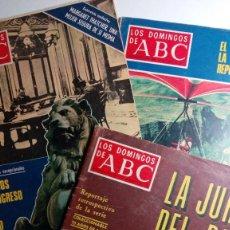 Coleccionismo de Los Domingos de ABC: DIARIO ESPECIAL DE ABC. Lote 78827037