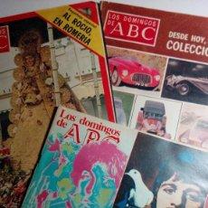 Coleccionismo de Los Domingos de ABC: DIARIO ABC,SUPLEMENTO BEATLES. Lote 78827857