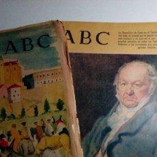 Coleccionismo de Los Domingos de ABC: DIARIO ABC AÑOS 60. Lote 78830725