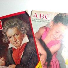 Coleccionismo de Los Domingos de ABC: DIARIO ABC MONOGRAFICOS. Lote 78832221